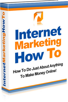 Product picture Internet-Marketing and How to make more money